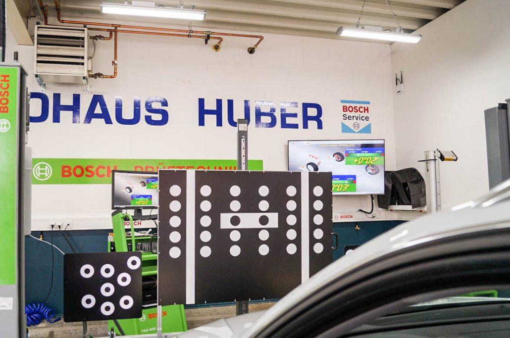 ACC Kameratechnik, kalibrierung Rückfahrsysteme Audi und VW