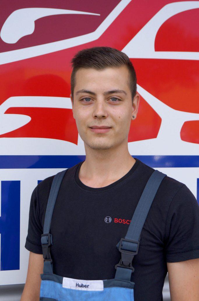Manuel Huber