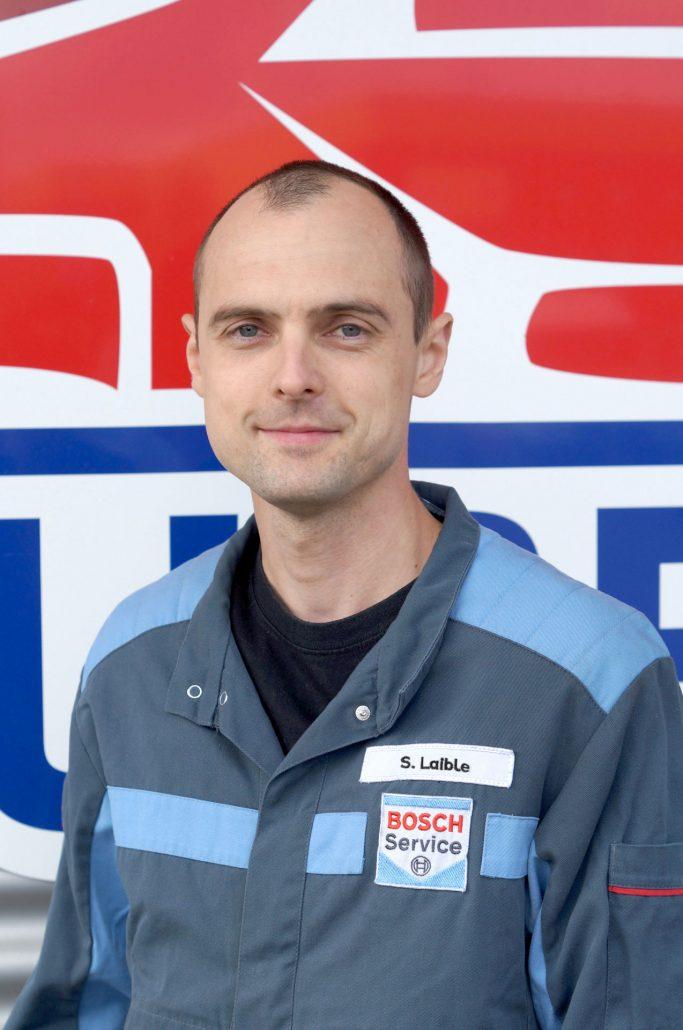 Stefan Laible